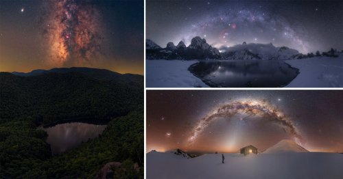 10 Incredible Photos From the 2021 Milky Way Photographer of the Year