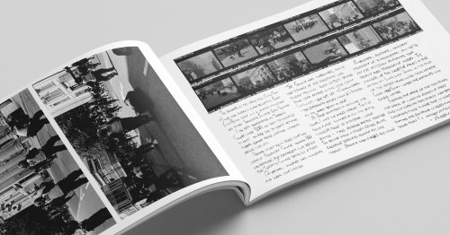 With Photo Zines, Less Can Be More