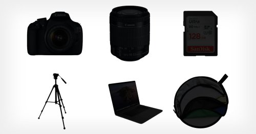 You Only Need These 6 Pieces of Gear to Make Money in Photography
