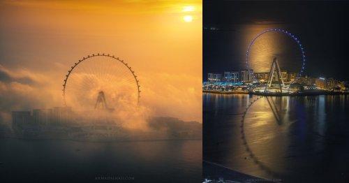Photographing Ain Dubai, the World's Biggest Ferris Wheel