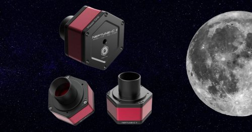 Sightron and Player One Launch Five New Astrophotography Cameras