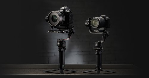 DJI Rebrands the Ronin With Lighter and Smaller RS 2 , RSC 2 Gimbals