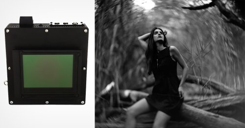 LargeSense Launches the LS45: a Full-Size 4x5 Large Format Digital Back