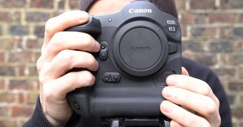 Canon EOS R3 Hands-On: 10 Things You Need to Know