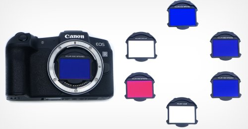 These Canon R5 Clip-In Filters Fit Between the Sensor and the Lens