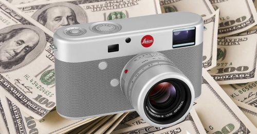 10 of the Most Expensive Cameras Ever