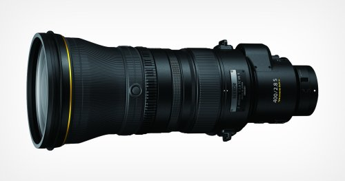 Nikon is Developing Z-Mount 400mm f/2.8 with Built-In 1.4x Teleconverter