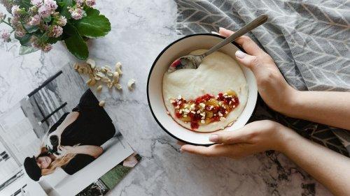 Bestimmte Frühstückszutaten helfen dabei, Bauchfett zu verlieren