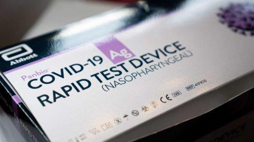 Gesundheitsamt rät zu Wachsamkeit bei Teststationen