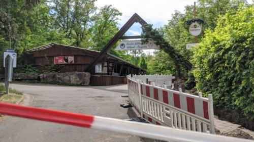 Wildpark und Museen schließen in Pforzheim ab morgen ebenfalls
