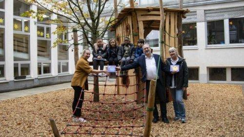 Kindertagesstätte Oranierstraße mit neuem Außenbereich
