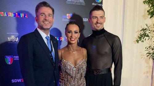 Europameister in den lateinamerikanischen Tänzen aus Pforzheim