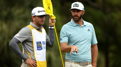 Dustin Johnson sees positives at RBC Heritage