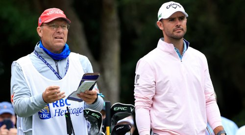 Wesley Bryan back in happy place at RBC Heritage