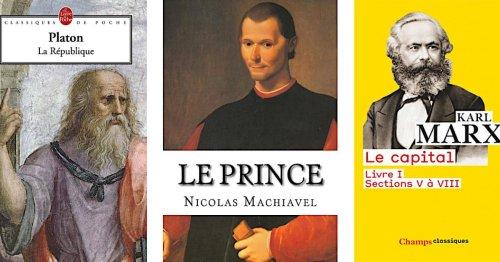 Les 12 grands livres de l'histoire de la philosophie résumés en une phrase