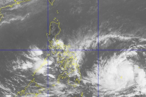Potential 'Bising' now a severe tropical storm
