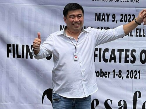 PDP-Laban wing exec says clueless on reported talks he'll be next Comelec chief