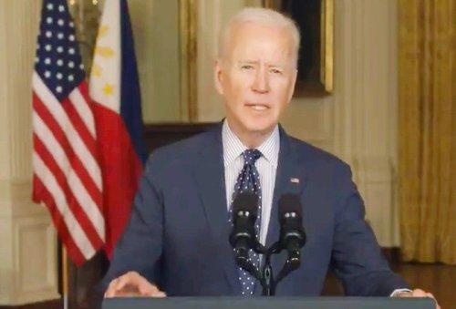 Biden cites enduring friendship with Philippines