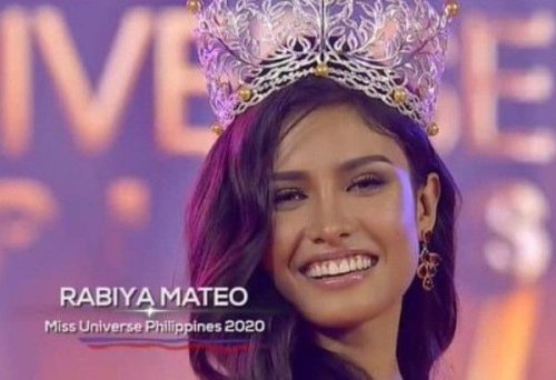 New Miss Universe format gives Rabiya Mateo strong chance to win