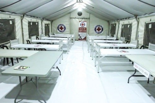 Philippine Red Cross to build emergency field hospital for COVID-19 patients — chief