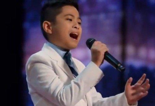 'Bravo!': Celine Dion lauds Filipino 'America's Got Talent' bet