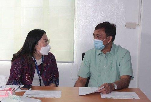 IOM, Japan embark on 12-month anti-pandemic program for BARMM