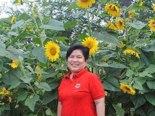 Former Social Welfare Secretary Dinky Soliman, 68