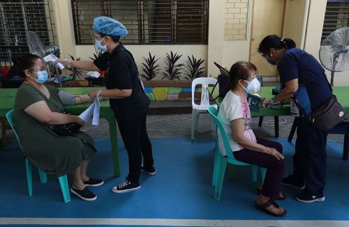 With 203,710 active COVID-19 cases, Philippines sees record high for 2nd day in a row