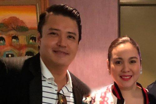 Claudine Barretto bares Mark Anthony Fernandez's playboy tricks; admits 'ghosting' him