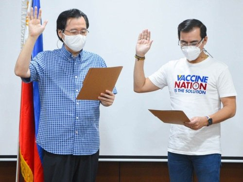 Willie Ong jumps ship to Isko's Aksyon from Lakas-CMD
