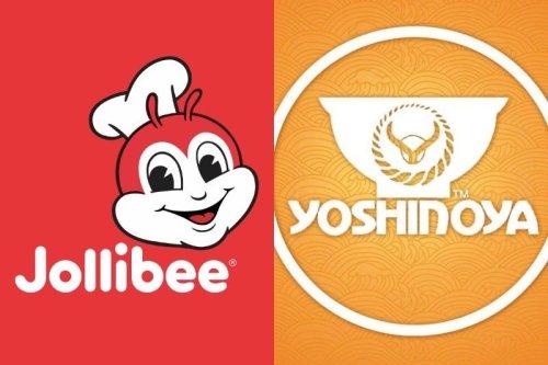 Jollibee, Yoshinoya incorporate Philippine joint venture