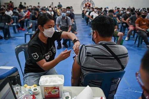 IATF studying incentives for vaccinated people