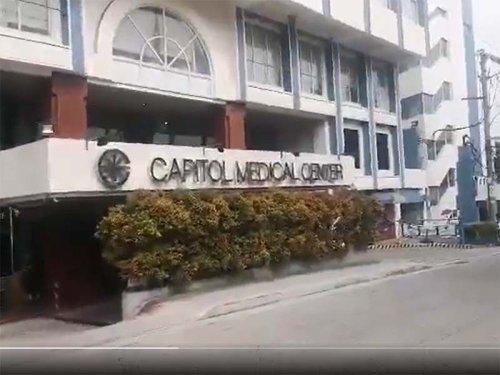 Noynoy Aquino in hospital — reports