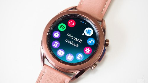 Latest Galaxy Watch 4 and Watch Active 4 leak tips new sizes
