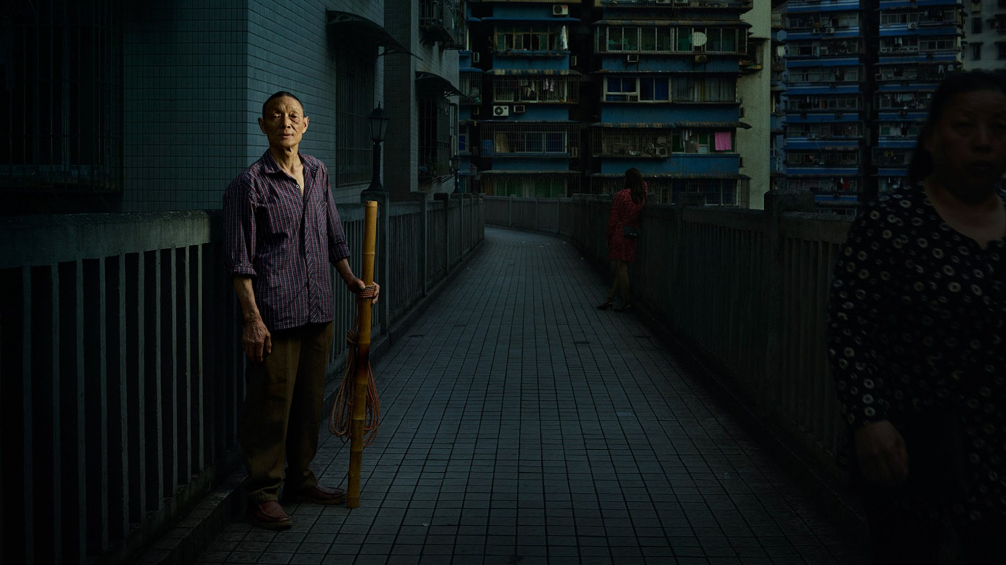 Documentary portraits star Chongqing's last Bang Bang Men