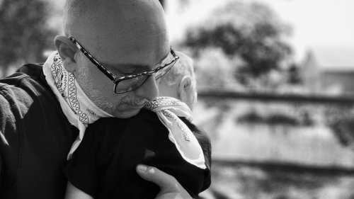 Documenting fatherhood in times of crisis   Photofocus