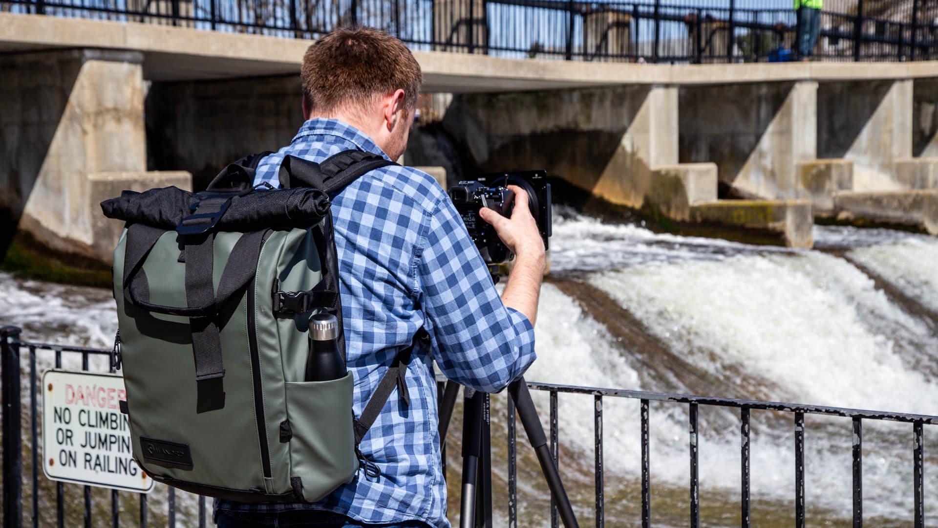 Wandrd PRVKE backpack offers extreme comfort, customizability
