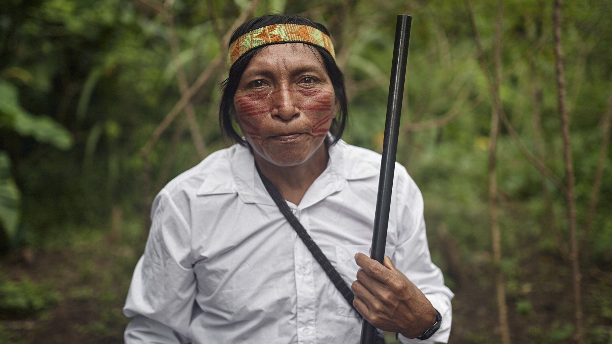Living the dream: Scenes from the daily life of the Achuar tribe