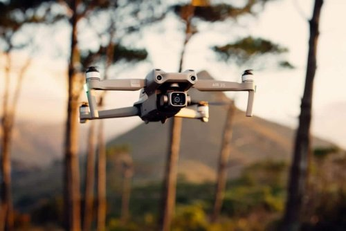 DJI Air 2S mit 1-Zoll-Sensor offiziell vorgestellt