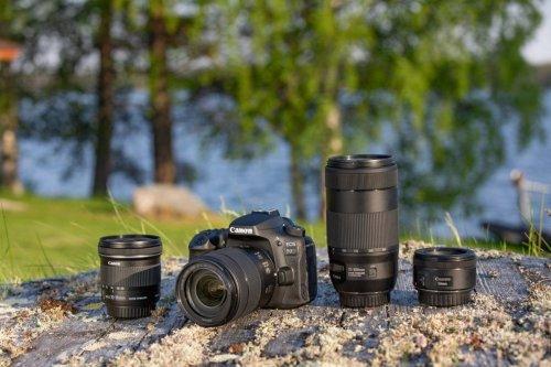 Canon EOS 90D: Die letzte ihrer Art?   Photografix Magazin