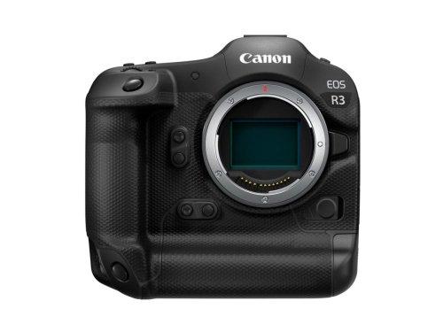 Bestätigt: Canon EOS R3 mit 24 Megapixeln