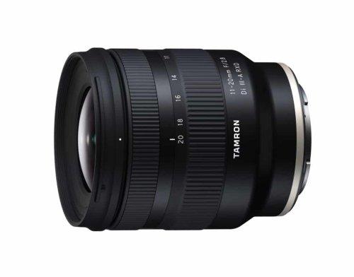 Tamron 150-500 mm und 11-20 mm für Sony Vollformat