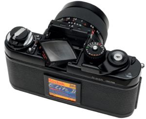 Analoge Kamera-Schätzchen