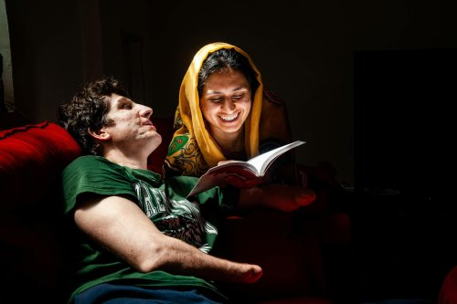 Global Peace Photo Award 2020 an Sasan Moayyedi