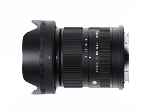Sigma 2,8/18-50 mm DG DN