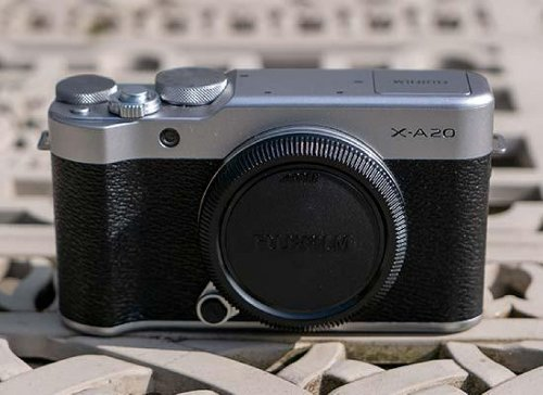 Fujifilm X-A20 Review | Photography Blog