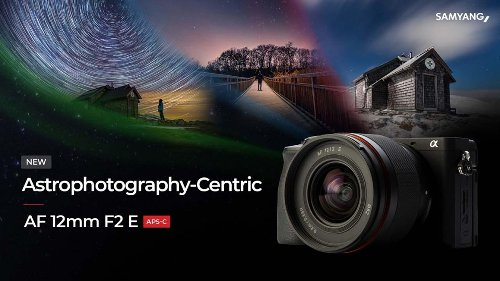 Samyang AF 12mm F2 E Wide-Angle Prime Lens for Sony APS-C Mirrorless Cameras | Photography Blog