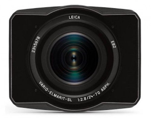 Leica will announce a new VARIO-ELMARIT-SL 24-70mm f/2.8 ASPH lens (L-mount)