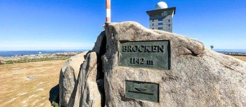 Wanderung auf den Brocken: die kürzeste Route über den Eckerlochstieg [mit Karte]
