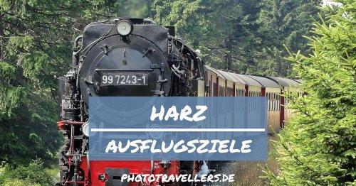 Urlaub im Harz: die schönsten Orte, die du unbedingt sehen musst